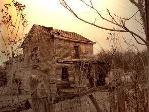 Abandoned Home, VA