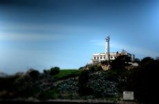 Alcatraz from Harbor