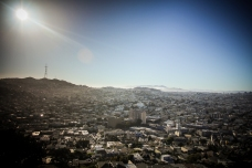 Bernal Heights View