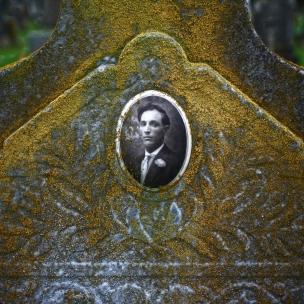 Tintype Headstone #9
