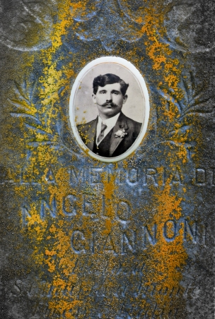 Tintype Headstone #11