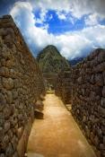 Machu Picchu Perspective