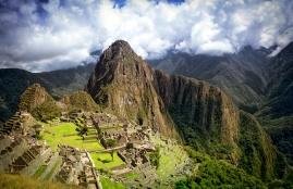 Machu Picchu View #4