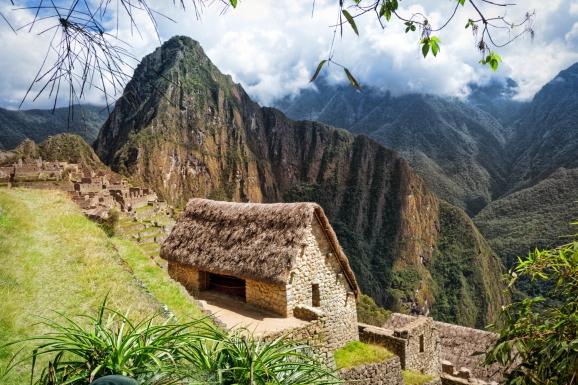 Machu Picchu Hut