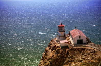 Point Reyes Lighthouse, In Color