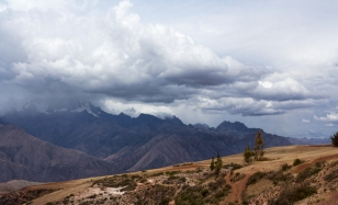 Storm Over the Sacred Valley