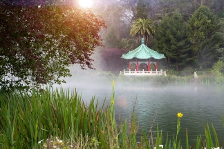 Stow Lake Gazebo