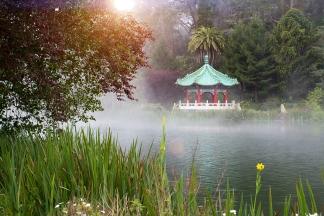 Stow Lake Gazebo