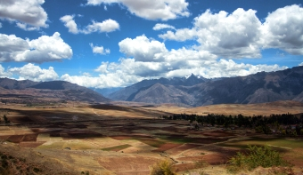 Deep in the Sacred Valley