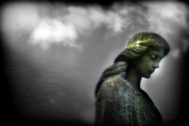 Grave Lady